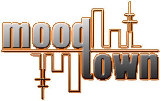 MOODTOWN Domain Music Logo
